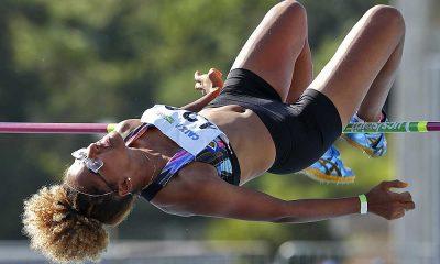 Arielly Rodrigues esperança salto em altura