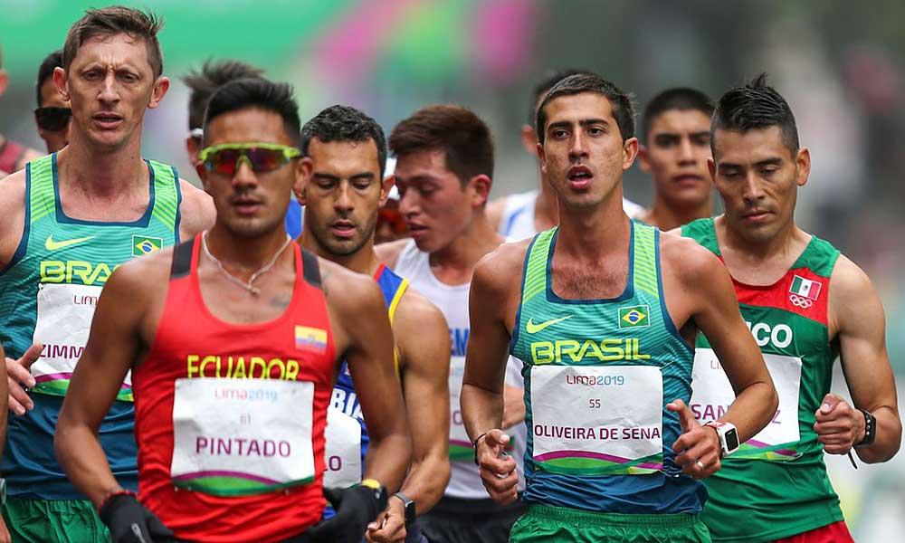 novas datas do Mundial sub-20 marcha atlética atletismo