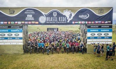 Brasil Ride Ciclismo Coronavírus 2021
