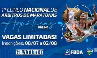 Curso Nacional de Árbitros de Maratonas Aquáticas
