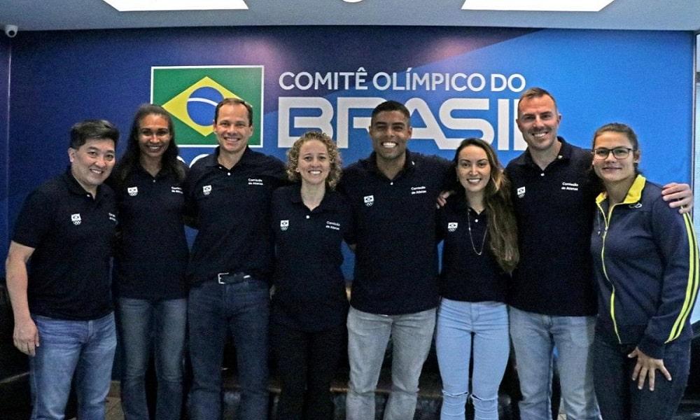 Comissão de Atletas do COB terá eleições em agosto