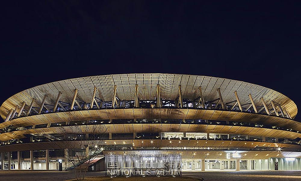 Jogos Olímpicos Olimpíada Tóquio 2020 Estádio Nacional de Tóquio um ano para os jogos olímpicos vídeo tóquio Jogos Olímpicos de Tóquio