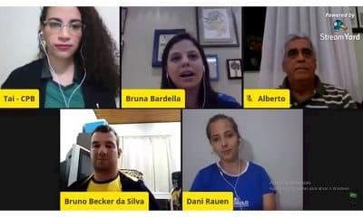 live paralímpica psicologia do esporte CPB
