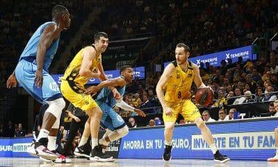 Marcelinho Huertas Iberostar Tenerife estatísticas Campeonato Espanhol de Basquete Liga ACB