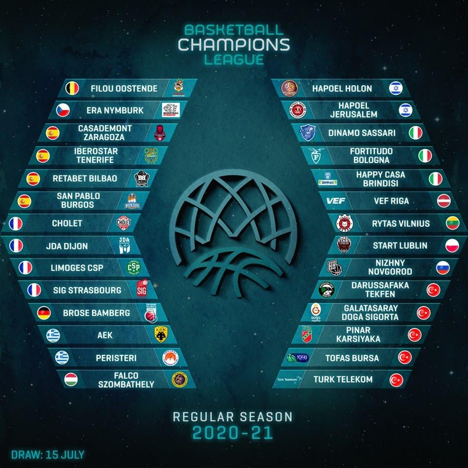 Liga dos Campeões de Basquete