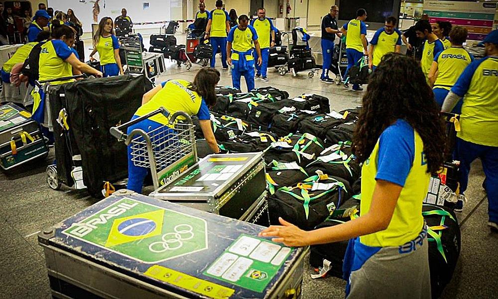 Data em embarque missão europa portugal time brasil