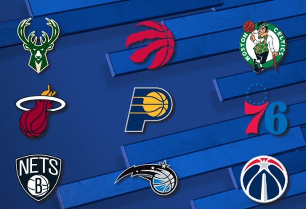 Times do Leste na bolha da NBA Disney