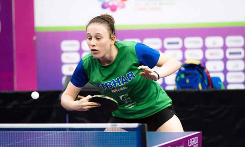 Victoria Strassburger tênis de mesa paralímpico esporte paralímpico