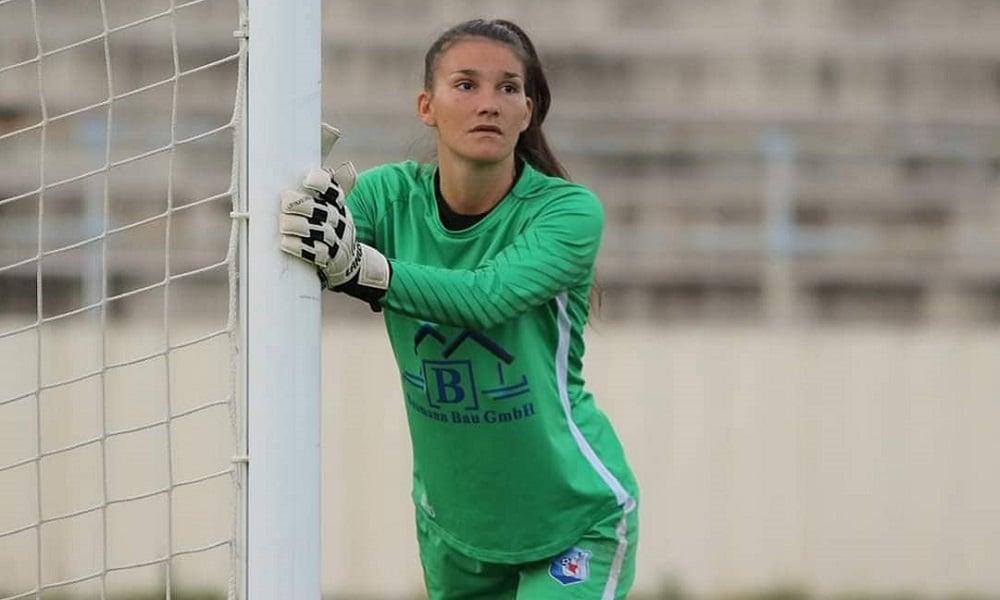 Karol Alves campeonato croata de futebol feminino campeã