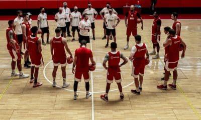 Flamengo Basquete volta aos treinos