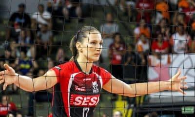 Polina Rahimova renova contrato com o Sesi Bauru