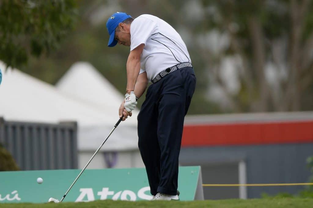 Adilson da Silva  golfe African Bank Championship sunshine tour