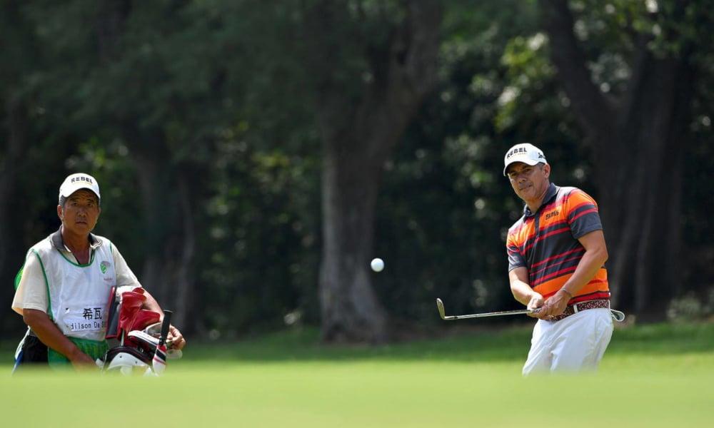 Adilson da Silva Golfe Brasileiro Golfista Sunshine Tour