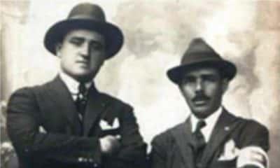 Antuérpia-1920 - Afrânio Costa - Primeiro medalhista olímpico do Brasil