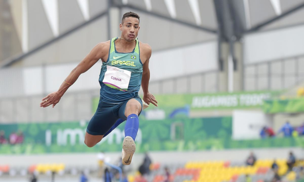 Salto Triplo Almir Junior Tóquio Atletismo