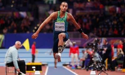 Salto Triplo Almir Junior Alexsandro Melo Tóquio Atletismo