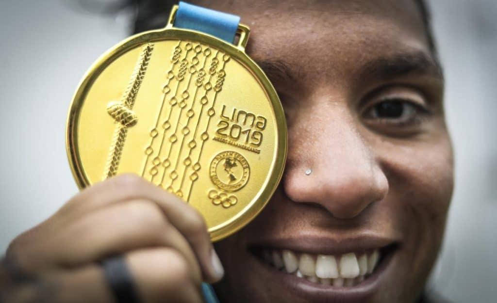 Daqui exatamente um ano, a baiana Ana Marcela Cunha cairá nas águas do Japão para buscar a medalha olímpica nos 10km da  maratona aquática