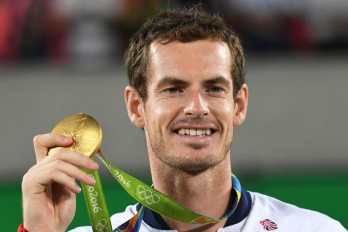 Rio 2016 Andy Murray medalha de ouro no tênis