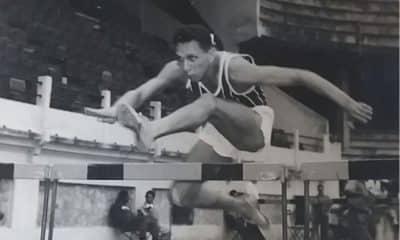 Ary Façanha de Sá - Helsiquen-1952 - Atletismo
