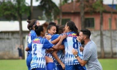 Avaí/Kindermann - Santos - Campeonato Brasileiro Feminino