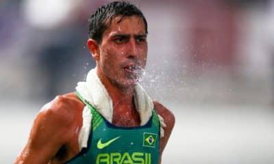 Caio Bonfim Marcha Atlética Darlan Romani Arremesso de Peso Tóquio Atletismo