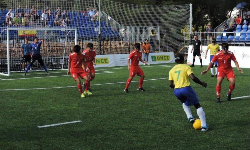 Copa do Mundo de futebol de 5 - IBSA