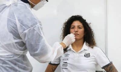 Santos - Sereias da Vila - Vila Belmiro - Coronavírus