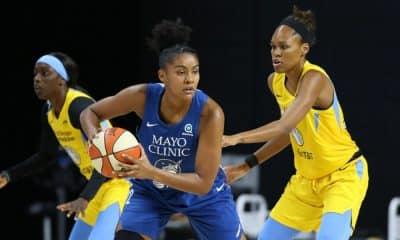 Damiris Dantas Minnesota Lynx WNBA