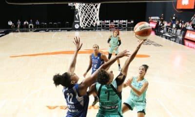 Damiris Minnesota Lynx Brasileira WNBA