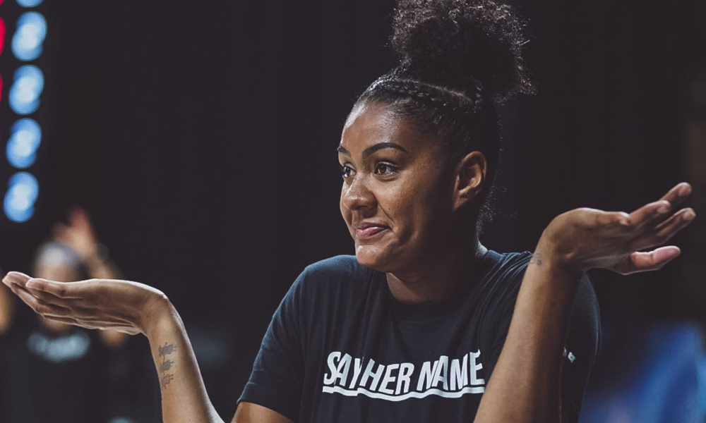Damiris Minnesota Lynx Connecticut Sun WNBA Brasileira