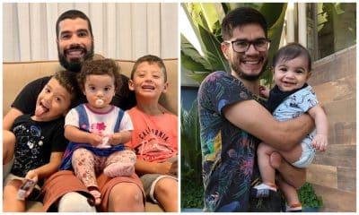 Daniel Dias - Yohansson Ferreira - Pai - Dia dos Pais