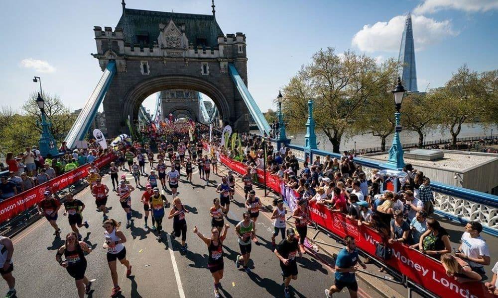 Maratona de Londres não terá a presença de amadores, só elite do atletismo pandemia