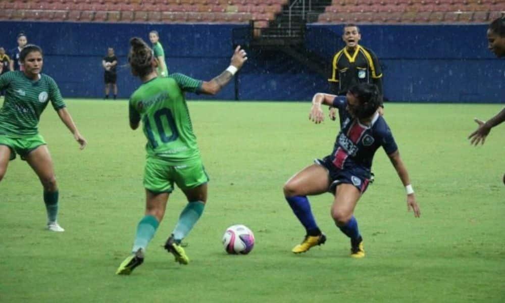 Iranduba x Minas ICESP - Brasileiro de futebol feminino