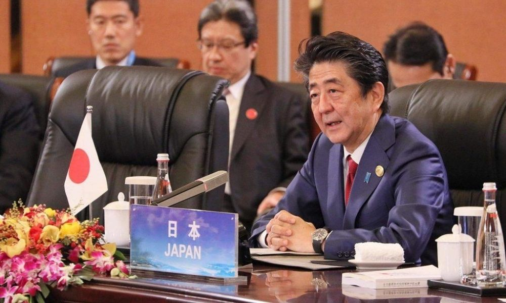 japão primeiro-ministro