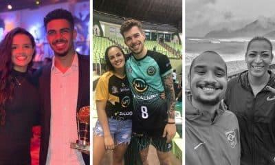 Companheiros mostram os desafios da vida no outro lado do esporte