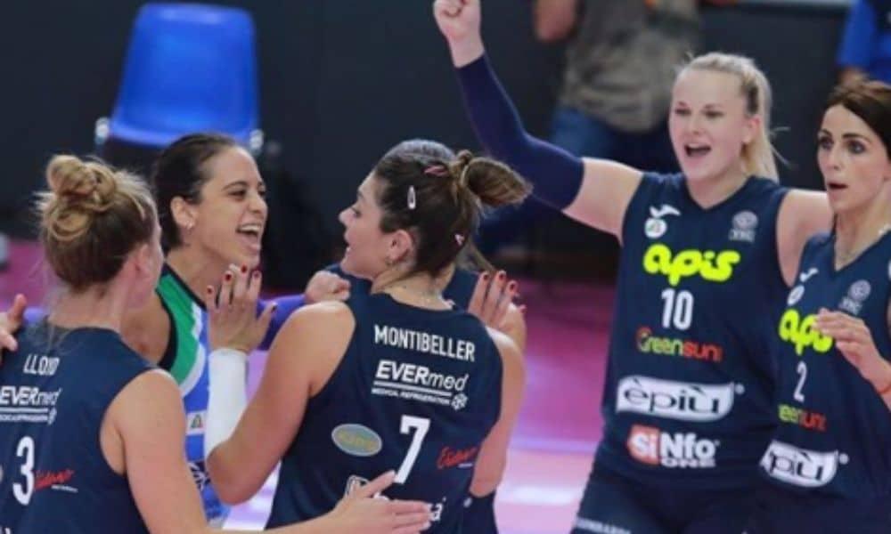 Rosamaria Supercopa da Itália de vôlei feminino