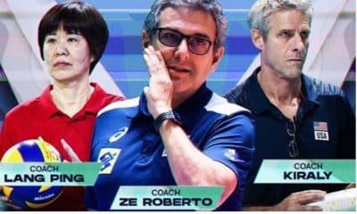 José Roberto Guimarães FIVB