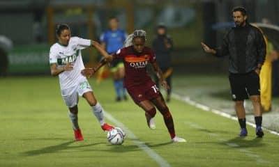 Roma estreia no italiano com empate diante do Sassuolo