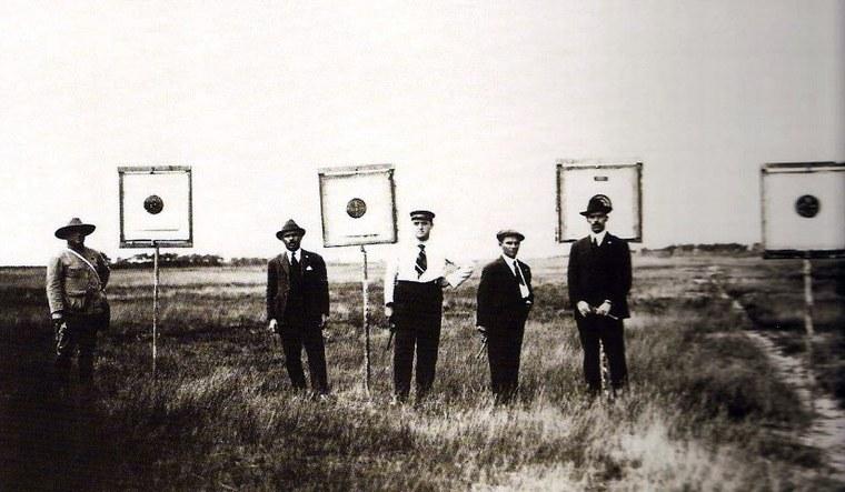 Equipe Tiro Esportivo 1920