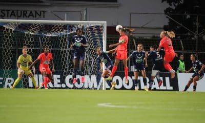 Futebol Feminino PSG Bordeux Copa da França Luana Brasileira