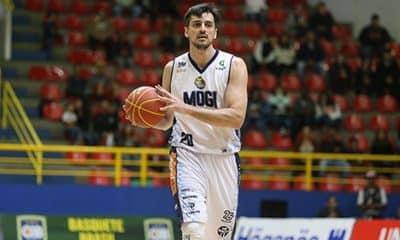 Luís Gruber renovo com Mogi Basquete