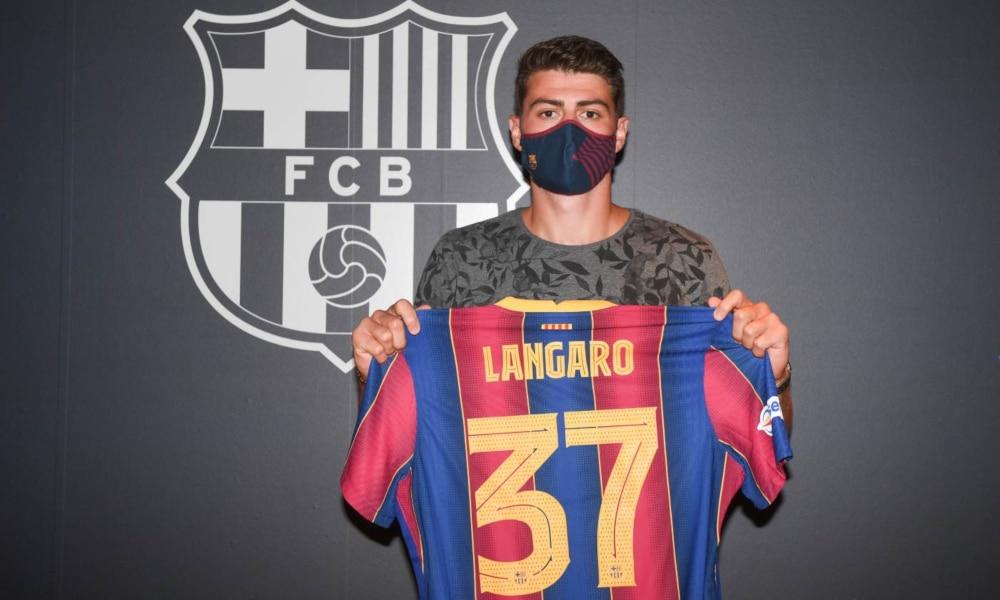 Haniel Langaro Barcelona Jogos Olímpicos de Tóquio 2020