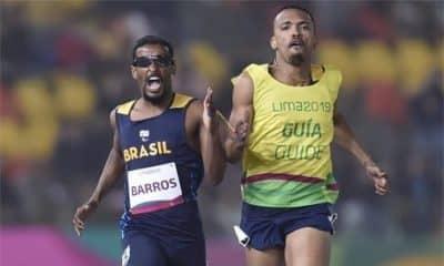 Jackson Silva - Atleta-Guia