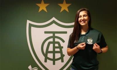 Jaqueane Correa - América-MG