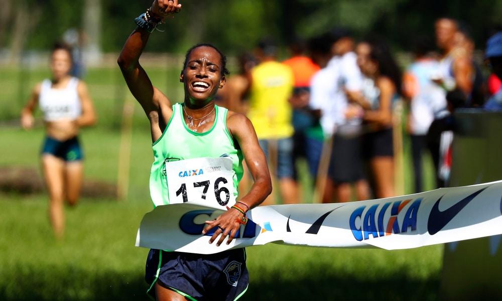 Jeovana Santos - Ranking Sub-20 - Atletismo - Pandemia