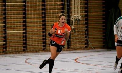 Jessica Quintino - Odense - Liga Dinarmaquesa de Handebol Feminino