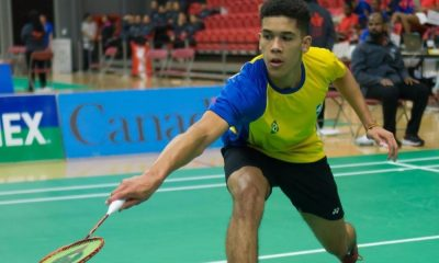 Jonathan Santos - Badminton - Liga Dinamarquesa de badminton