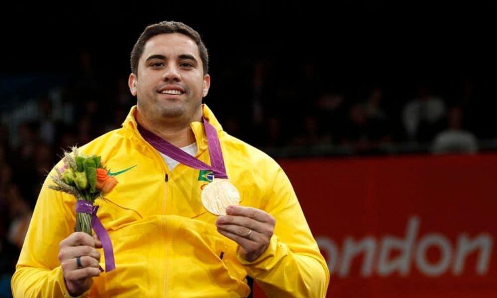 Jovane Guissone jogos paralímpicos esgrima