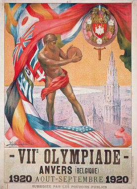 Logo Antuérpia 1920