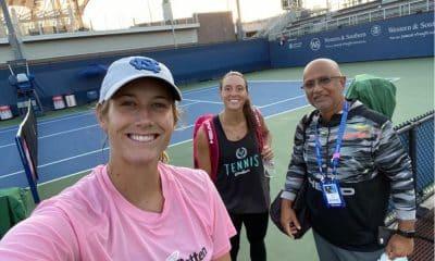 Luisa Stefani - Hayler Carter - WTA Premier de Cincinnati
